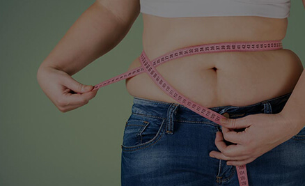 blood test for weight obesity female women